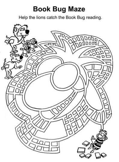 ebook bug maze